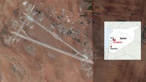 Amerika eröffnet Jagd auf Assad