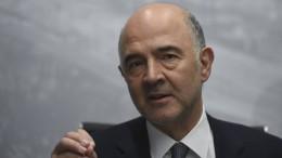 EU-Kommissar Moscovici kritisiert Eurogruppe