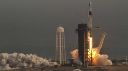 Rakete explodiert – und alle sind zufrieden
