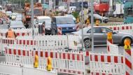 Beschlossen: Städte und Gemeinden sollen künftig selbst entscheiden, ob sie die betroffenen Bürger beim Bau und der Sanierung der Straßen in Hessen zur Kasse bitten
