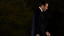 Wie weit geht Macron?