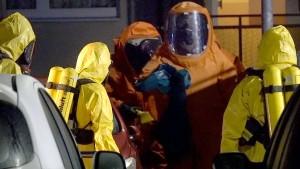Woran starben die beiden Paketdienst-Mitarbeiter?