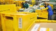 Der Deutschen Post laufen die Großkunden davon