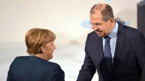 Lawrow: Nato ist Institution des Kalten Krieges