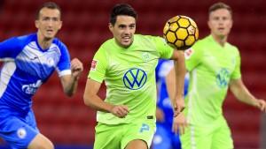 Wolfsburg auf dem Weg in die Europa League