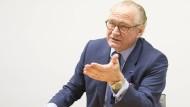 Flüssigkristalle statt Weltrevolution: Merck-Chef Stefan Oschmann hat eine klare Vorstellung von Innovation.