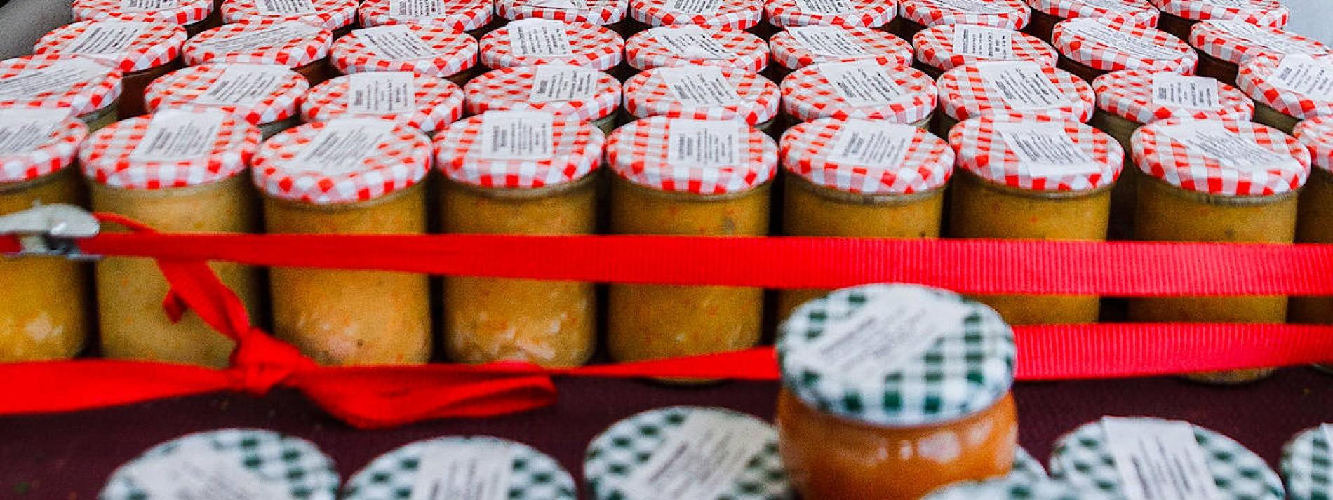 Vereinigte Staaten verhängen Strafzölle auf deutsche Marmelade