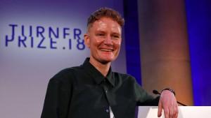 iPhone-Filmemacherin gewinnt Turner-Preis
