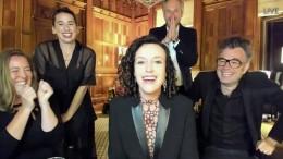 """Maria Schrader gewinnt Emmy für """"Unorthodox"""""""