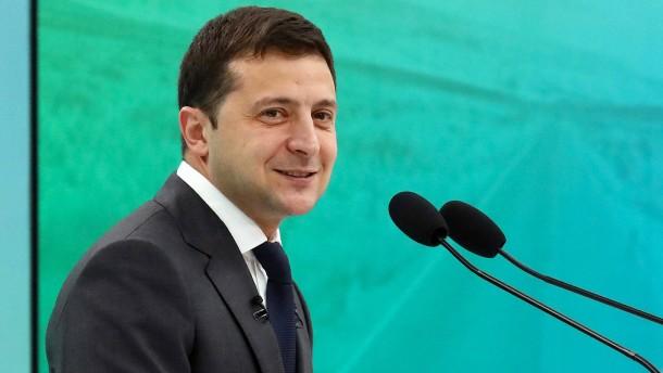 Ukraine sperrt Fernsehsender