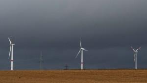 Windbranche in höchster Alarmstimmung