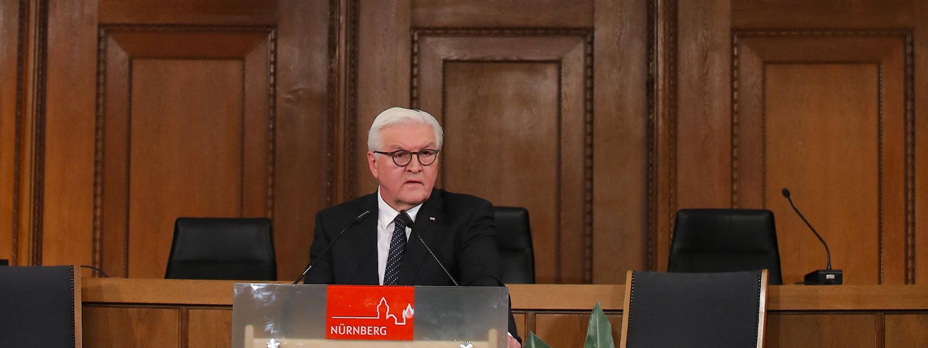"""Nürnberger Prozesse waren """"eine Revolution"""""""