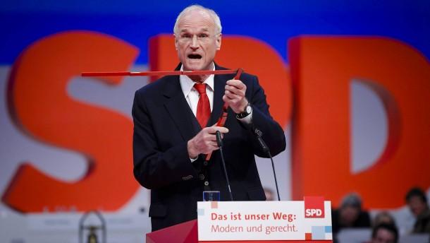Die verlorene Einseitigkeit der SPD