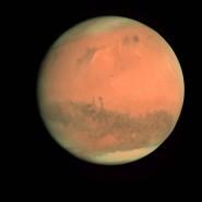 Neu entdeckt im Jahr 2018: unser roter Nachbarplanet