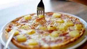 Mit Pizza zur Kehrtwende