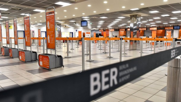 Streik an Berliner Flughäfen geht weiter