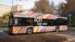 Wasserstoff-Busse gegen Fahrverbote