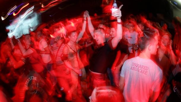 Weder Tanz noch Protest in Wiesbaden, Gießen und Frankfurt
