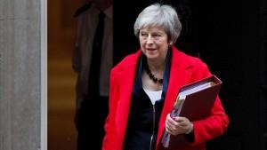 Steht ein Misstrauensvotum gegen May kurz bevor?