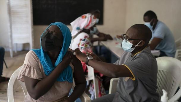 Zu wenig Impfstoff für Ärmere