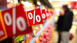 Mehr Rabattaktionen im Supermarkt