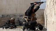 Irakische Truppen kurz vor wichtigem Schlag gegen den IS