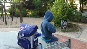 Smartphones können Kinder krank machen