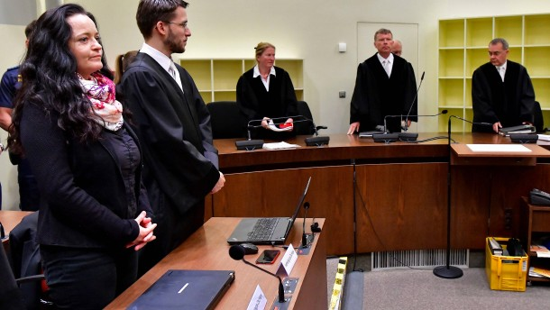 Schriftliches Urteil im NSU-Prozess vorgelegt