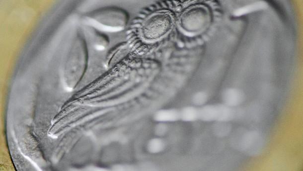 """Muenzhaendler: """"Griechische Euromuenzen haben keinen hohen Sammlerwert"""""""