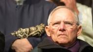 Schäuble: Pegida auch ein Phänomen der alternden Gesellschaft