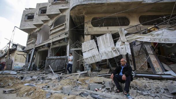 Waffenstillstand in Nahost beschlossen