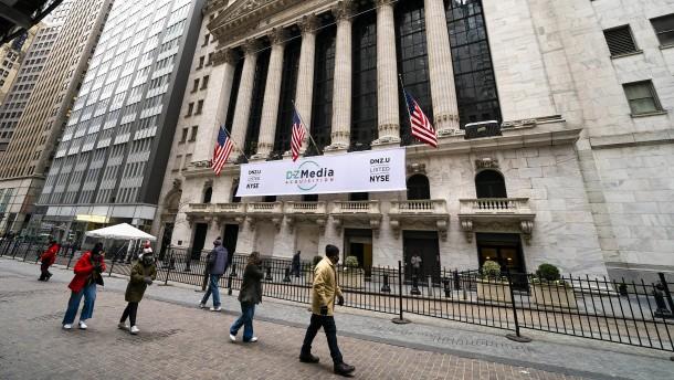 Aufstand gegen die Wall Street