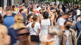 Corona und steigende Preise lassen Konsumstimmung stagnieren