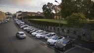 Öffentliche Ladesäulen für Elektroautos in Oslo