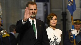 Felipe sieht sich als König aller Spanier