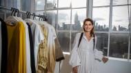 Von Düsseldorf nach New York: Dorothee Schumacher in ihrem Showroom an der Westseite von Manhattan