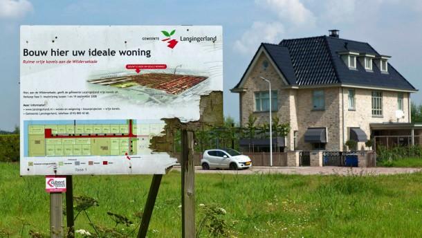 Angst vor Immobilienkrise in den Niederlanden
