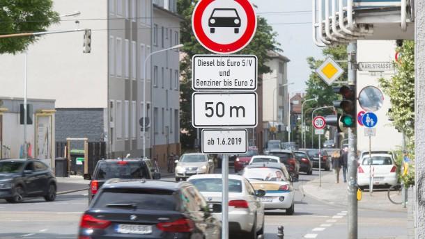 Wie Darmstadt den Verkehrslärm eingrenzen möchte