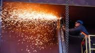 Metaller erhalten 3,4 Prozent mehr Lohn