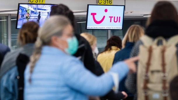 Corona-Testpflicht für Flugreisen von Sonntag an