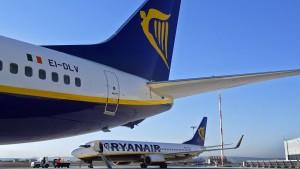 Ryanair muss neun Millionen Euro Schadenersatz zahlen