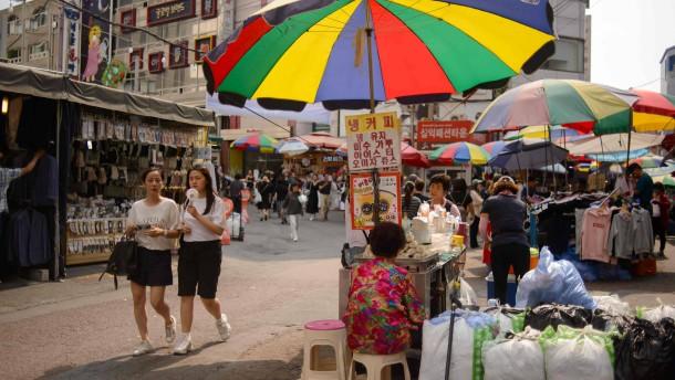 Südkorea wird beim Mindestlohn vorsichtig