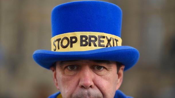 Stop brexit auch mit seiner