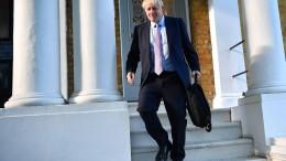 Johnson tritt gegen Hunt in Stichwahl an