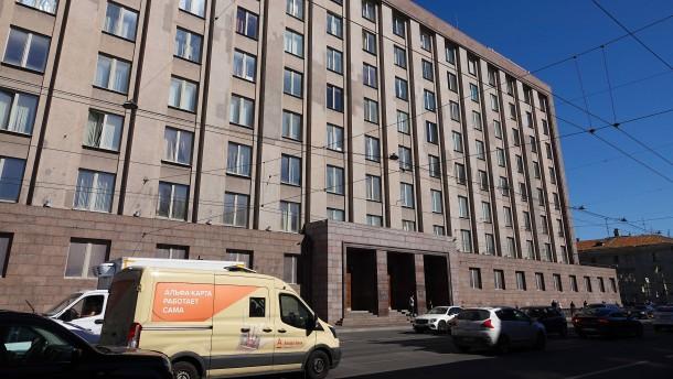 Estnischer Konsul vom FSB in Sankt Petersburg festgenommen