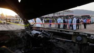 Mehr als 200 Opfer nach Anschlag befürchtet
