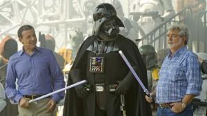 Auf ein Omelett mit George Lucas