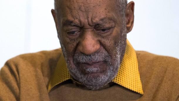 Bill Cosby machte Frau mit Drogen gefügig