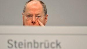 Steinbrück bot Thyssen-Krupp Unterstützung an