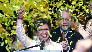 Rückschlag für Uribe